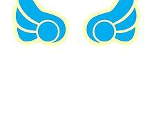 DEMACIA wings - League of Legends by Kiwitlm