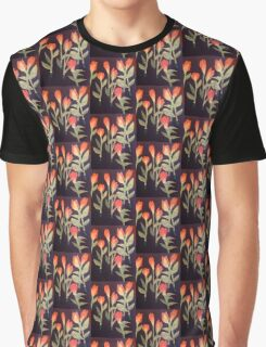 Paper Tulips Graphic T-Shirt