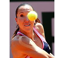 Jelena Jankovic Photographic Print