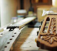 Guitar grips repairing shallow dof by grenar