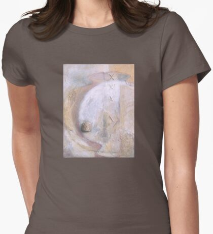 Give & Receive Womens Fitted T-Shirt