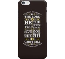 the lord iPhone Case/Skin
