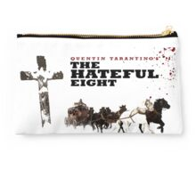 The Hateful Eight buggy the snow cross Studio Pouch