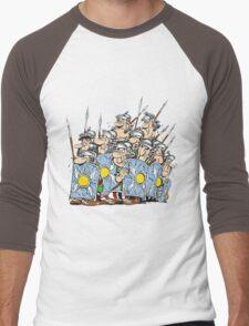 asterix Men's Baseball ¾ T-Shirt
