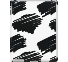 crazy ink iPad Case/Skin