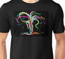 Awesome New Year Tree Unisex T-Shirt