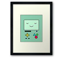 Adventure Time BMO Framed Print