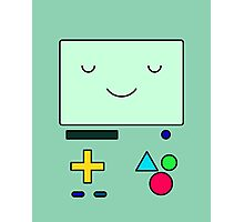 Adventure Time BMO Photographic Print