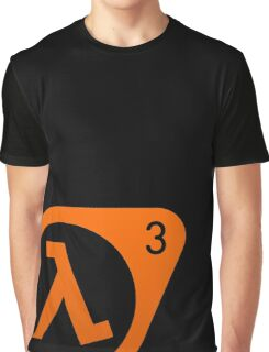 Half Life 3  Graphic T-Shirt