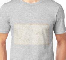 Paper texture macro flat Unisex T-Shirt