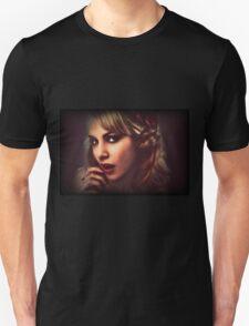 Comic Pin Up Unisex T-Shirt
