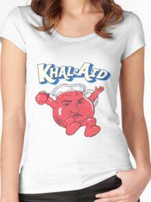 Dj Khaled - Khal-Aid Women's Fitted Scoop T-Shirt