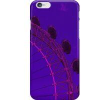 Looking Eye Purple iPhone Case/Skin