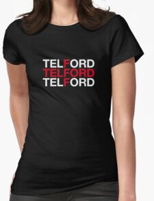 TELFORD Womens Fitted T-Shirt