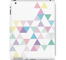 Abstract triangle design iPad Case/Skin