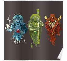 The 3 spirits Poster