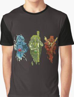 The 3 spirits Graphic T-Shirt