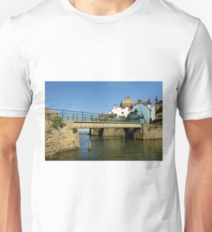 Bridge Over Staithes Beck Unisex T-Shirt