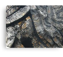 The Force of Stone Canvas Print