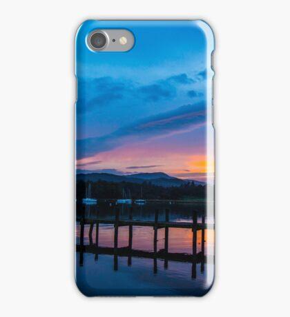 Bowness sundown 2 iPhone Case/Skin