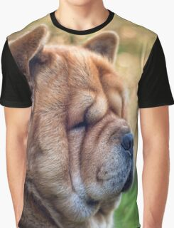 The Face Graphic T-Shirt