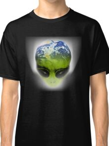 alien earth Classic T-Shirt