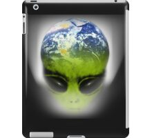 alien earth iPad Case/Skin