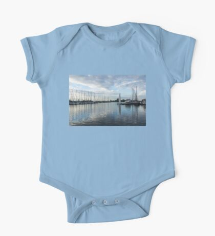Solo Sail One Piece - Short Sleeve