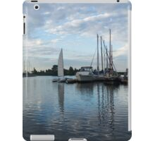 Solo Sail iPad Case/Skin