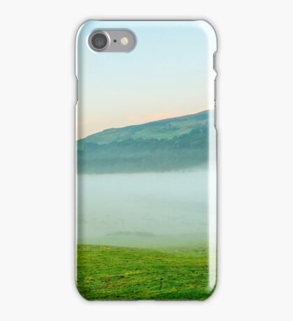 Cumbria dawn iPhone Case/Skin