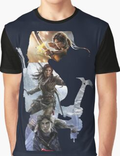 Tomb Raider  Graphic T-Shirt