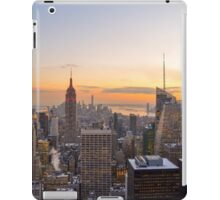 New York Empire State iPad Case/Skin