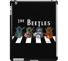 Beetles on the Road iPad Case/Skin