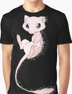 Mew (Pokémon) Graphic T-Shirt