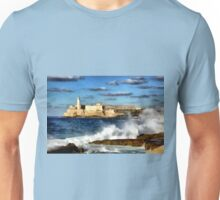 Morro Castle, Havana, Cuba ca.1589  Unisex T-Shirt