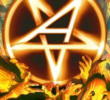 Anthrax 01 Sticker