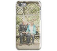 Gentle Persuasion iPhone Case/Skin