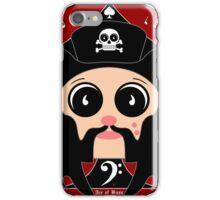 Ace of Bass iPhone Case/Skin