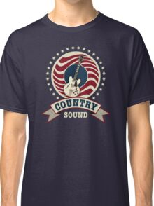 Country Sound Classic T-Shirt