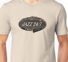 Jazz 24/7 Unisex T-Shirt