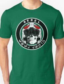 starwars inspired rebel biker patch Unisex T-Shirt