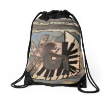March - Inspired Love Drawstring Bag