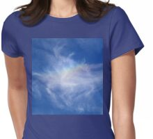 Cloud Magic Womens Fitted T-Shirt