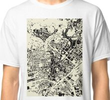 BERGAMO MAP Classic T-Shirt