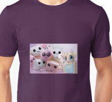 The Power Of Marshmallow Cat Unisex T-Shirt
