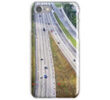 Florida 821 Toll iPhone Case/Skin