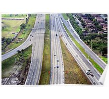 Florida 821 Toll Poster