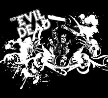 Evil Dead - Ash vs. Deadites by HorrorFix