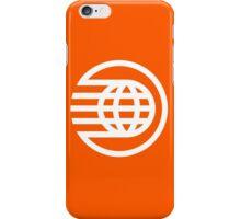 Spaceship Earth Classic Logo iPhone Case/Skin