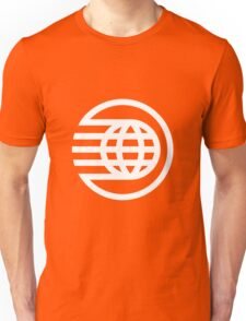 Spaceship Earth Classic Logo Unisex T-Shirt